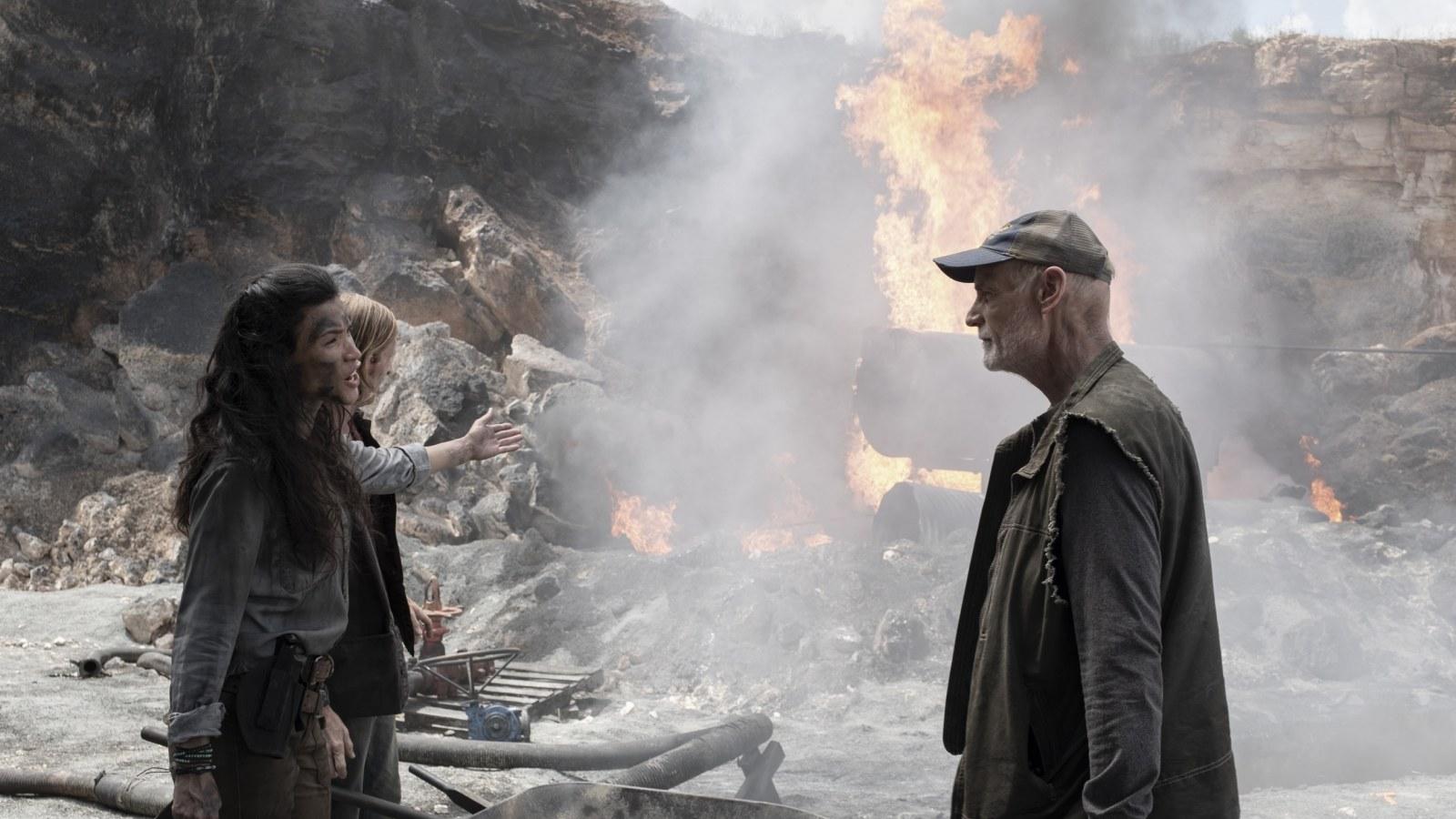 Fear The Walking Dead' Season 5 Episode 13 Spoilers: Big
