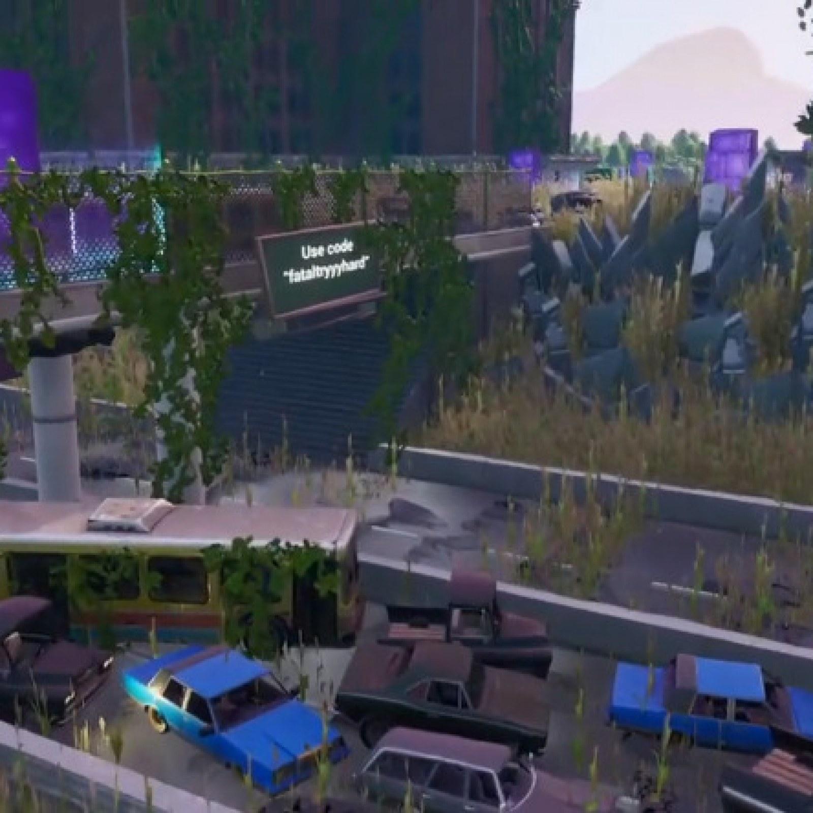 Fortnite Horror Escape Map Codes