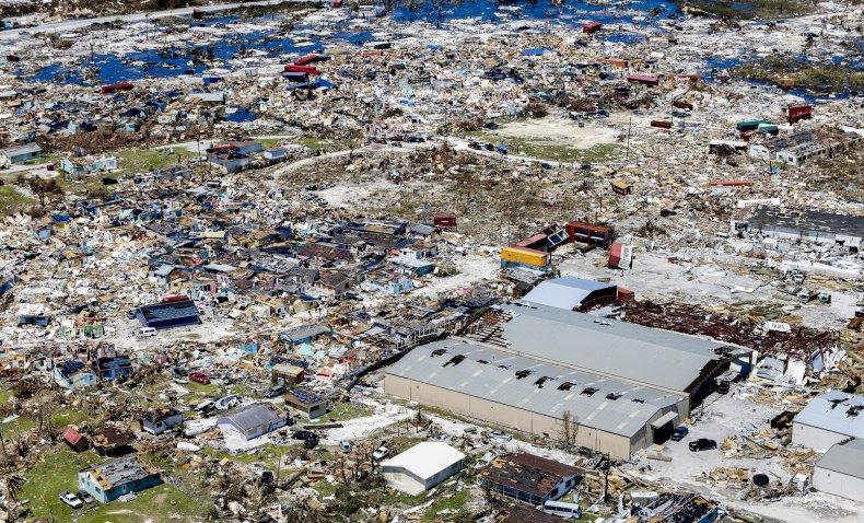 Hurricane Dorian, Bahamas damage, Abaco