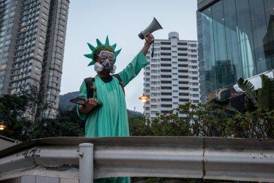 Hong Kong, US, bill, congress, sanctions, China