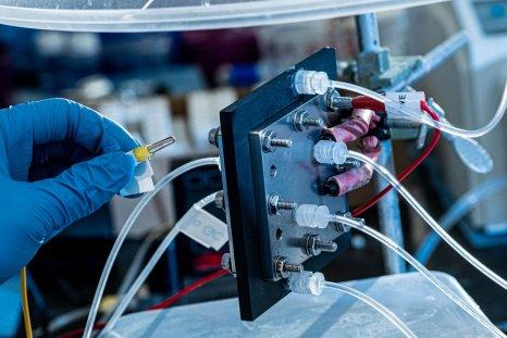 co2 fuel reactor