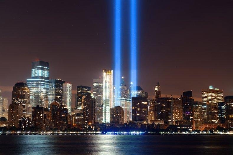 New York Tribute in Light