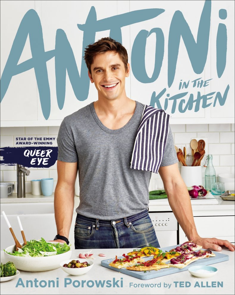Antoni In The Kitchen Cover