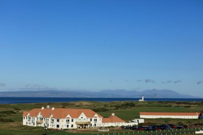 Donald Trump's Turnberry resort