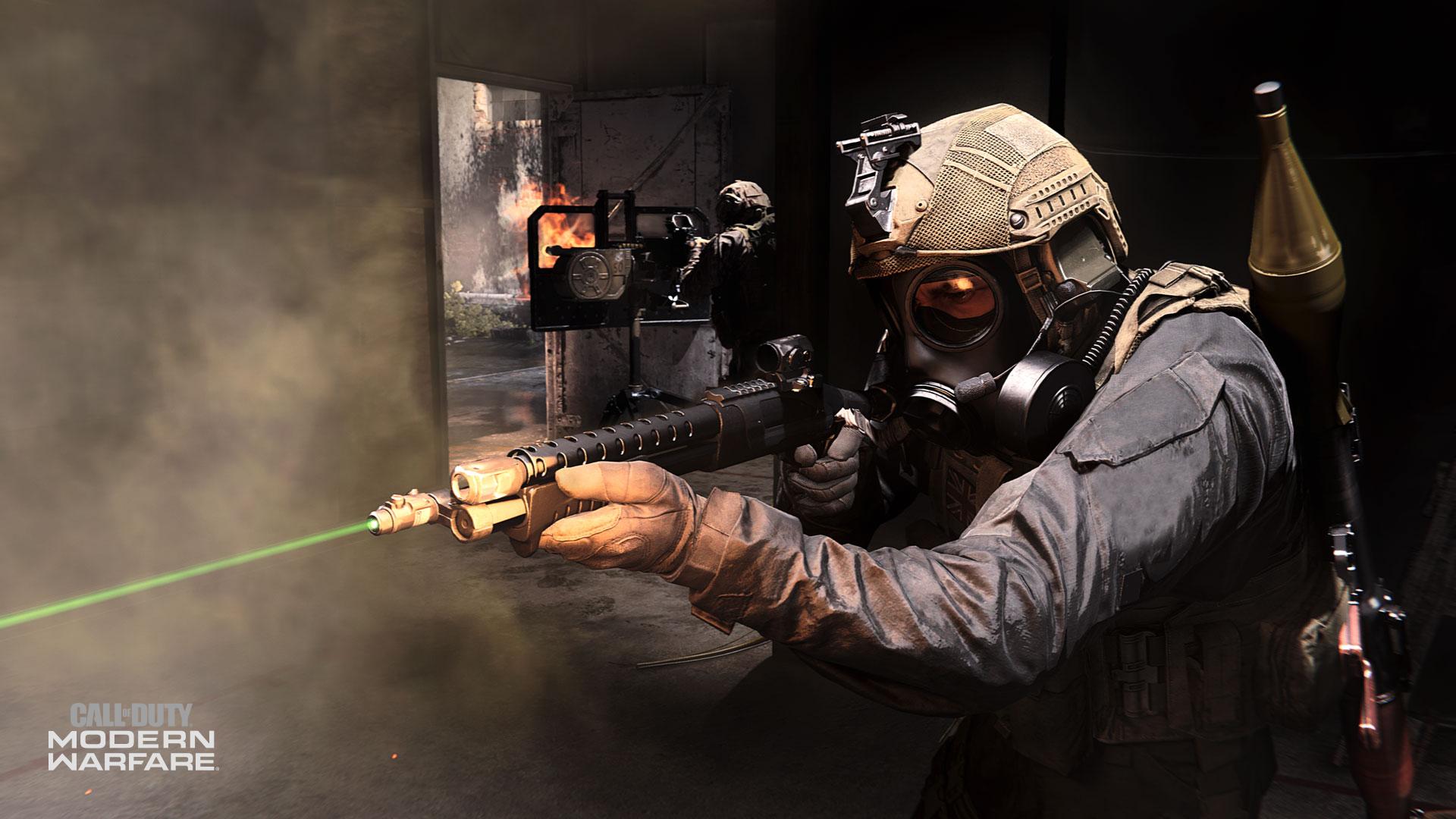 Call Of Duty Modern Warfare Beta Details Schedule Preload Time