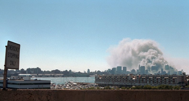 9/11 attacks photos pictures new york city