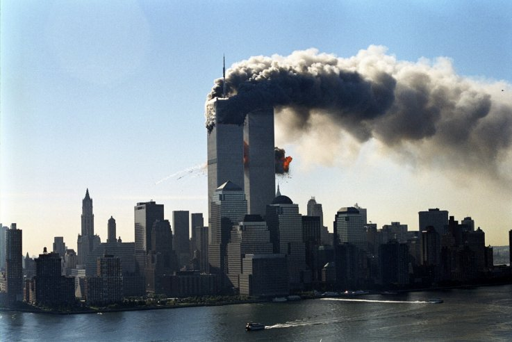 #NeverForget 9/11: Photos, News Coverage of Attacks at World Trade Center, Pentagon, Flight 93