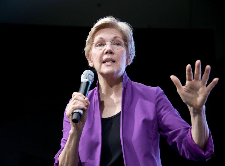 Elizabeth Warren Big Money Hypocrite
