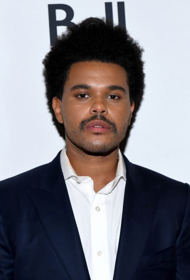 the weeknd new look