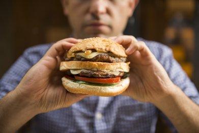 burger, food, junk, fat, stock, getty,