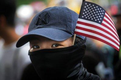 Us, support, Hong Kong, protests, China, Mattis