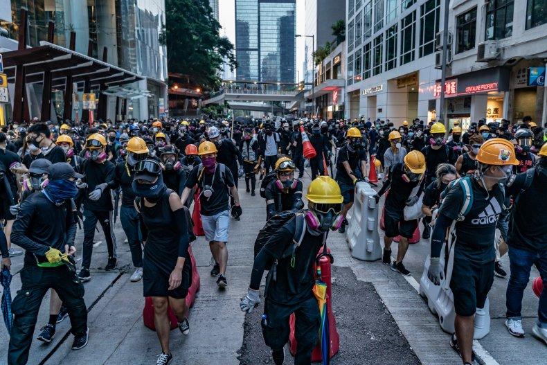 Hong Kong, China, 9/11, terrorism, China Daily