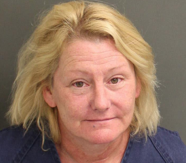 Florida Woman Faces Disney World Lifetime Ban for Allegedly Kicking Sheriff's Deputy, Slapping Taxi Driver After She Couldn't Find Cigarettes