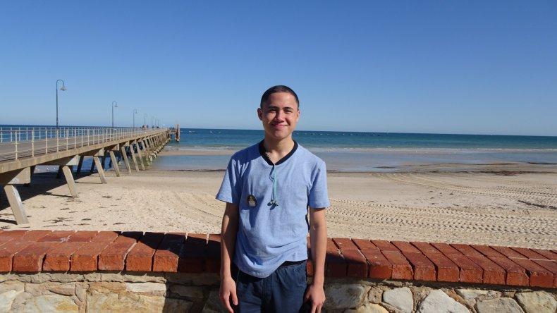 Evan Meneses, School Strike 4 Climate Australia