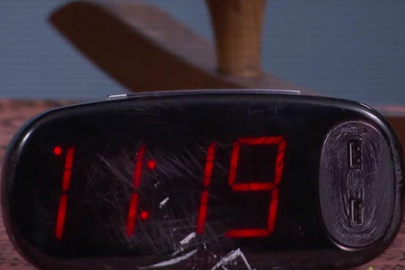 firefly fun house clock 11 19