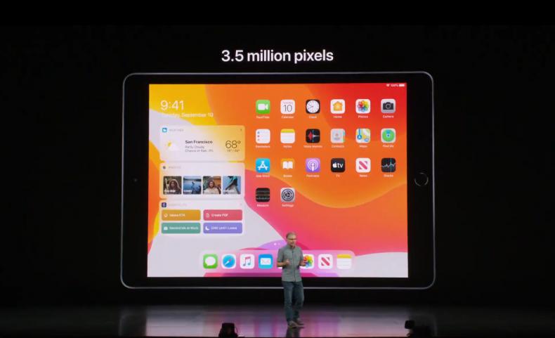 apple keynote 2019 ipad