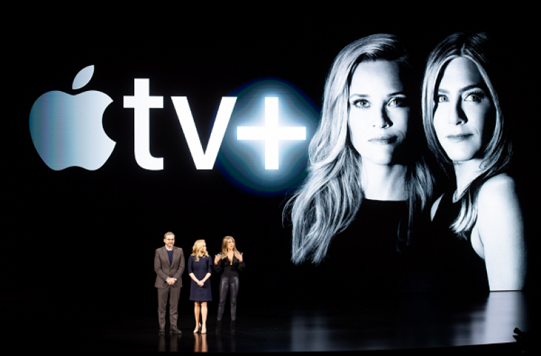 'The Morning Show,' 'See' and More Original Titles Debuting on Apple TV+