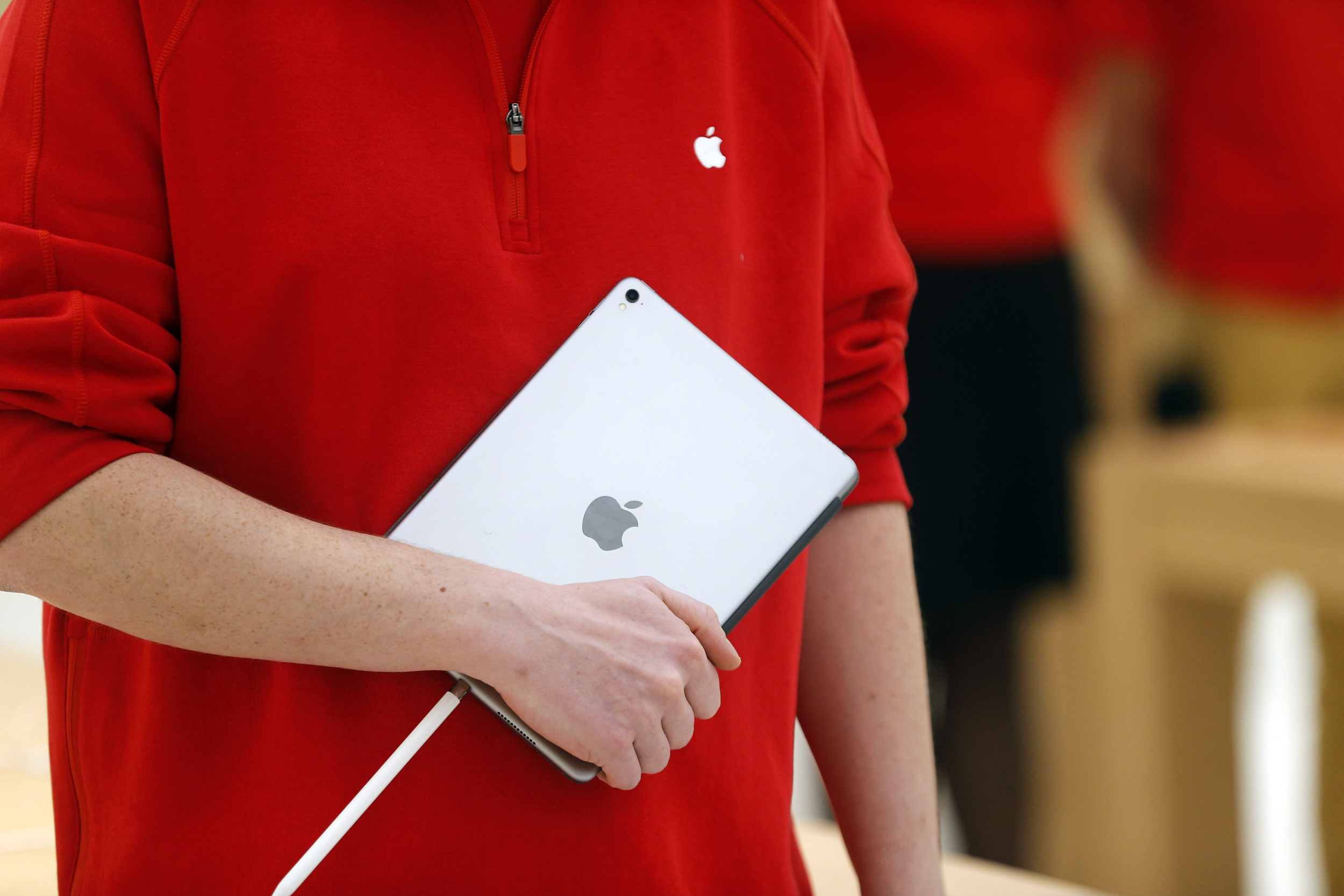 Apple Event Showcases New iPads: Here's How College Students