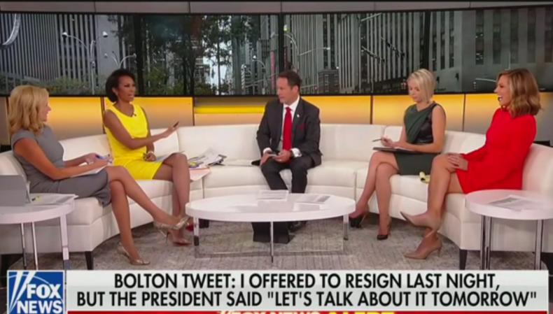 Fox News Bolton