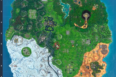 fortnite 1030 map