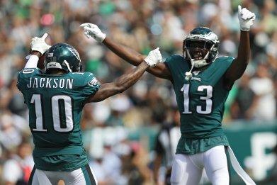DeSean Jackson, Philadelphia Eagles