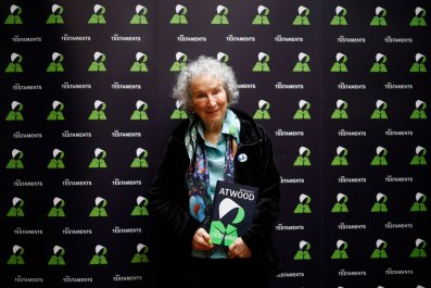margaret atwood's the testaments