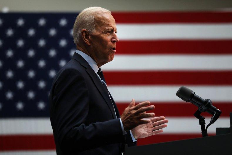 Joe Biden Donald Trump poll 2020 election