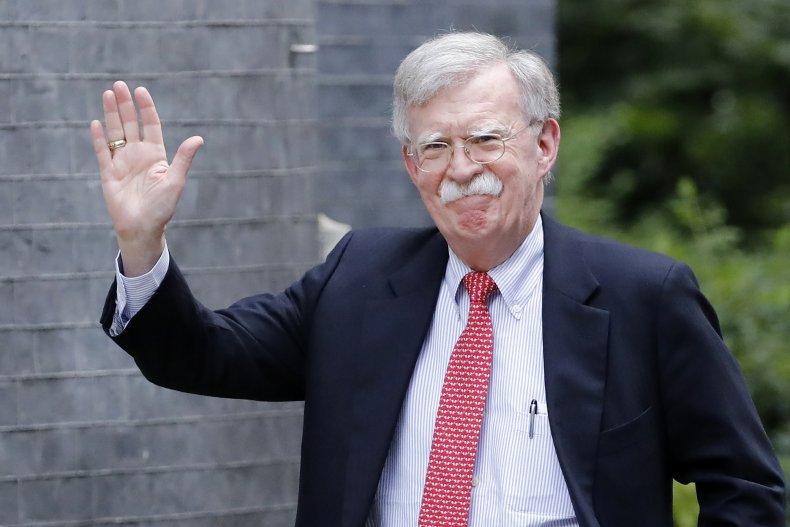 John Bolton, Susan Rice, Donald Trump, successor