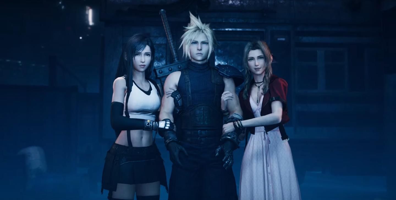 Final Fantasy Vii Remake Tgs 2019 Trailer Reveals Frog Status Minigames Summons