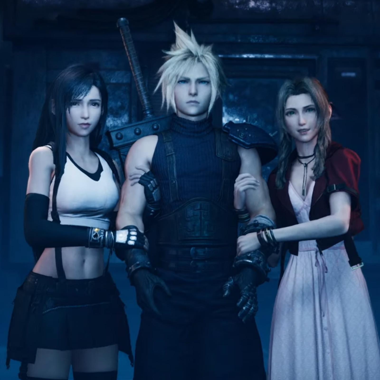 Final Fantasy Vii Remake Voice Actors English Japanese Cast List