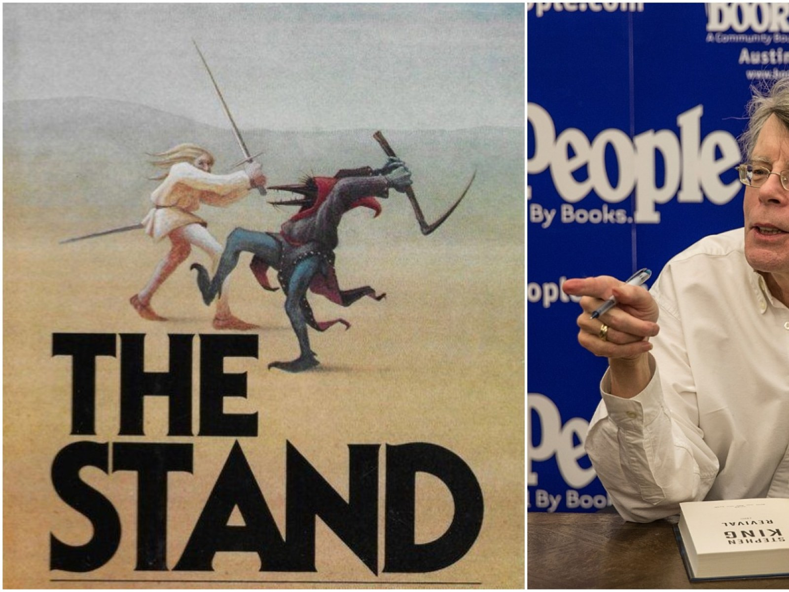 The Stand' Casts Its Lead Adversaries: Who Are Randall Flagg