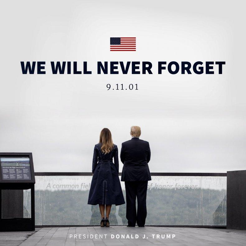 Trumps on 9/11
