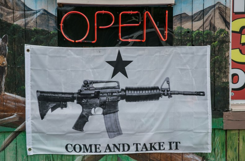 some democrats don't support assault weapons ban