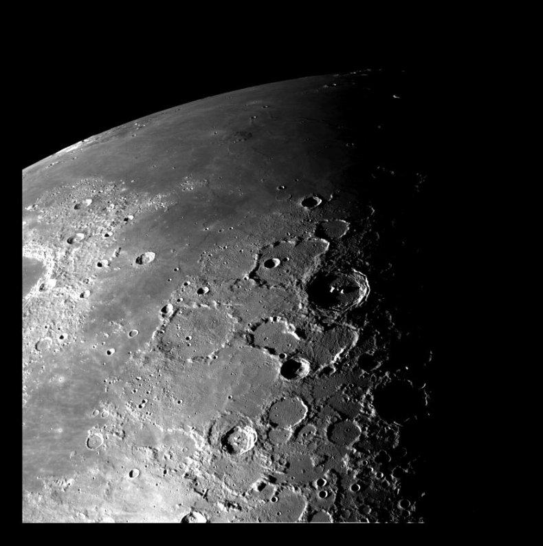Moon NASA 2019