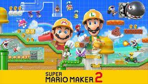 super mario maker 2 video games
