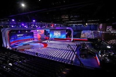 abc hosts third democratic debate in texas