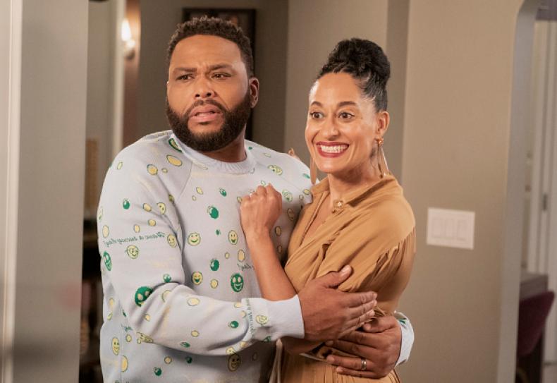 Tracee Ellis Ross Teases 'Girlfriends' Reunion on 'black-ish' Season 6