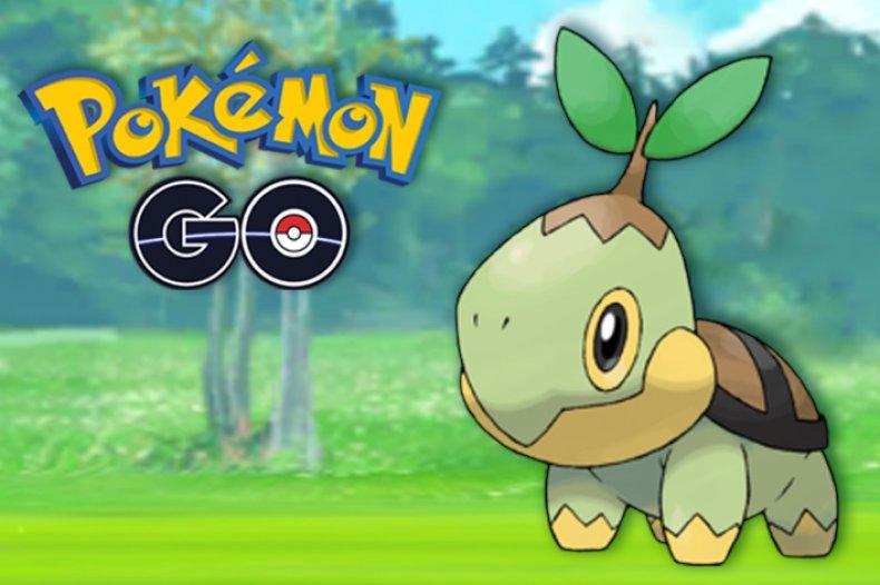 pokemon go turtwig community day