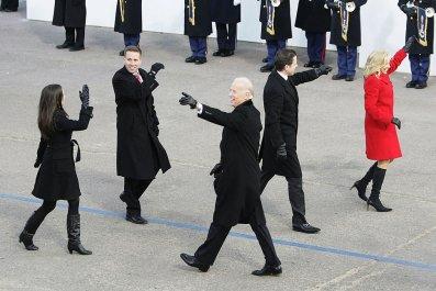 Joe Biden with family