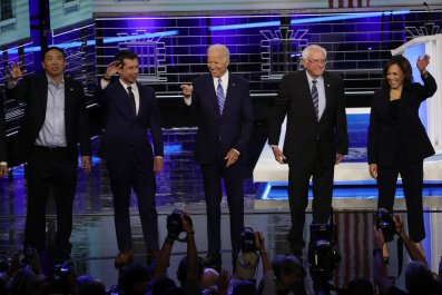 Third Democratic Debate Live Stream