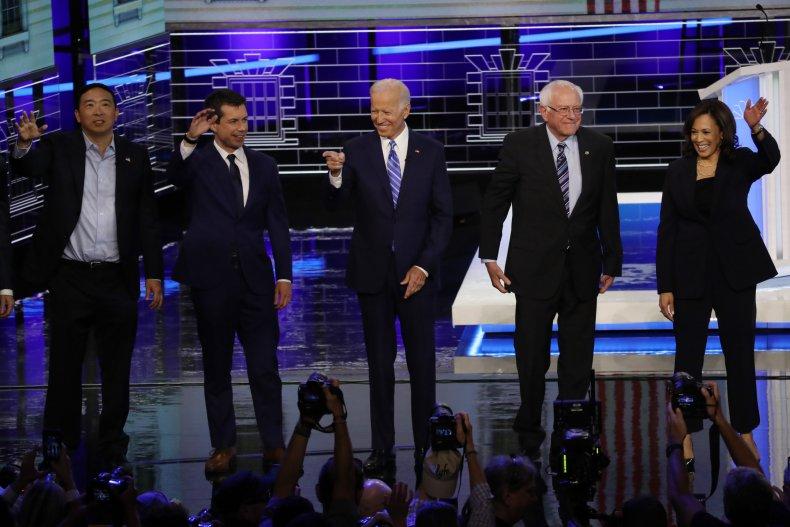 Third Democratic Debate Live Stream