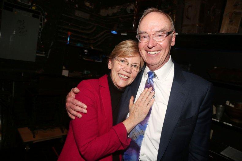 Bruce Mann Elizabeth Warren