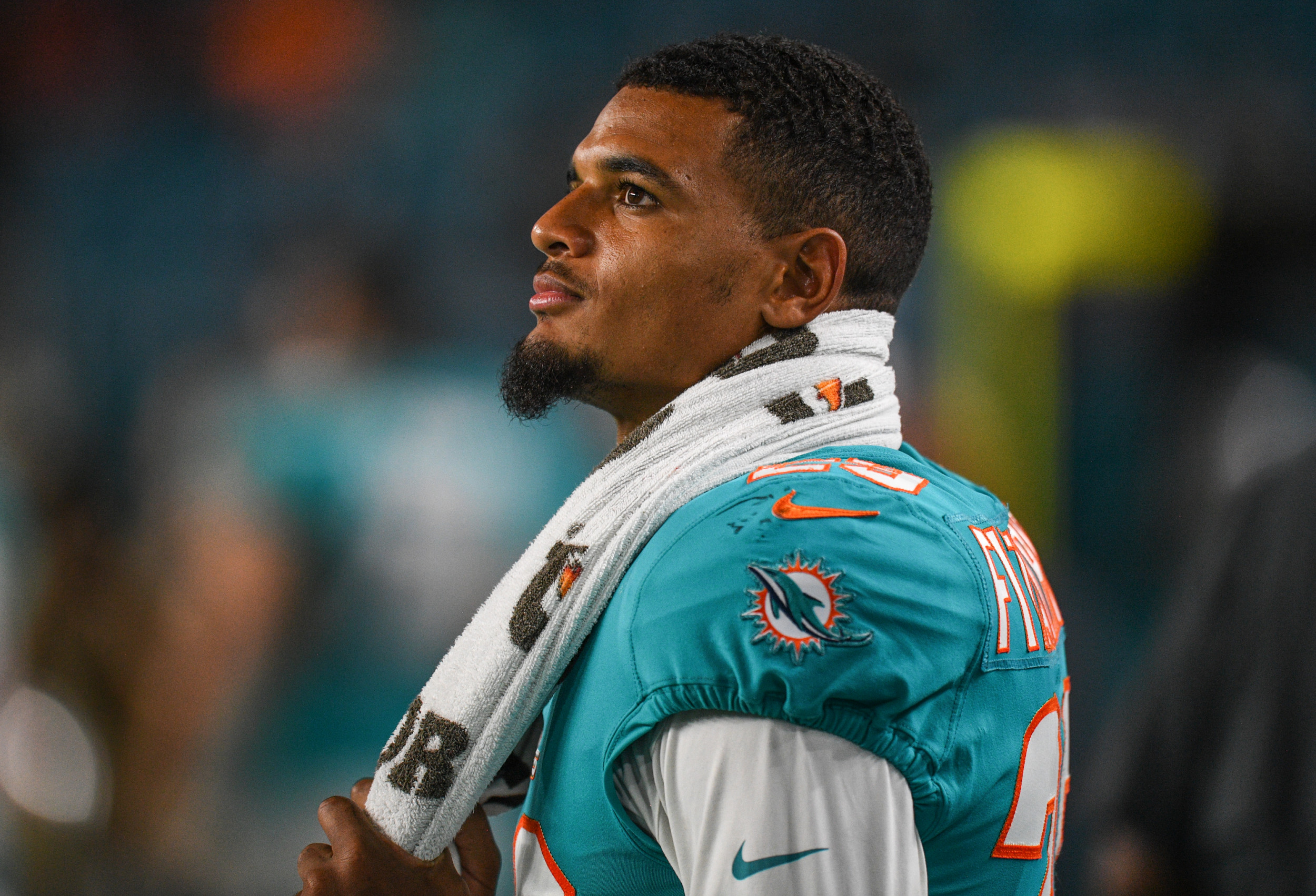outlet store bfbf9 26e81 Minkah Fitzpatrick: Will Miami Dolphins Trade First-round Pick?