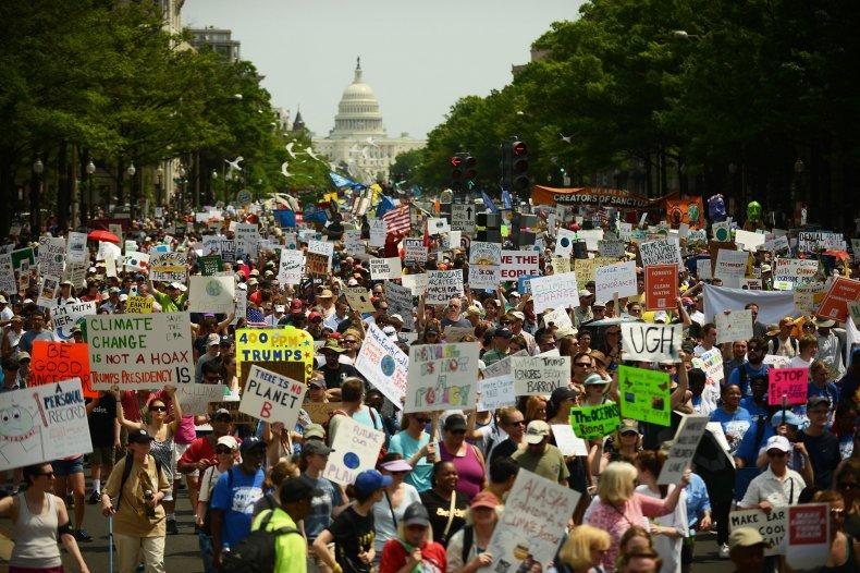 climate change, U.S. Capitol. Washington, White House