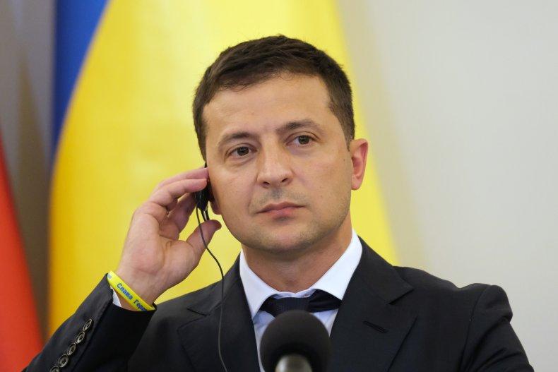 Volodymyr Zelensky, DOnald Trump, Ukraine, Russia, funding