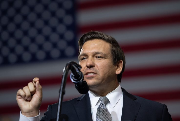 GOP Governor Ron DeSantis Wants Bahamians Fleeing Hurricane Dorian Destruction To Stop Coming To His State: 'That's Not What Florida's Set Up For'