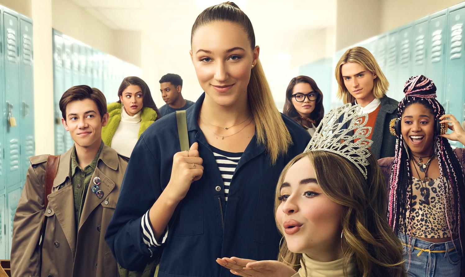 Girls meet tall alert