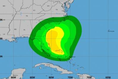 tropical storm humberto path bahamas florida