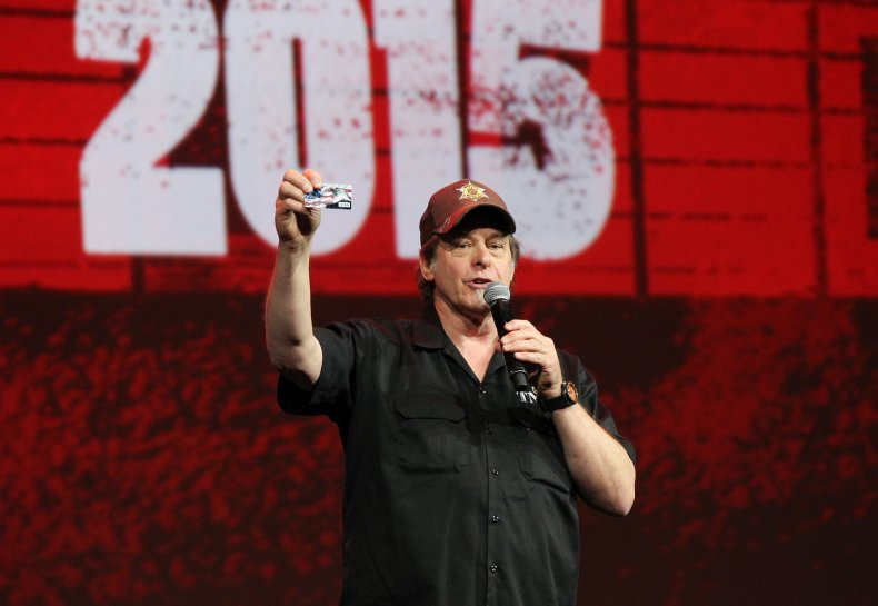 Ted Nugent: Freedom Is Not Free And We The People Must Keep It Alive!