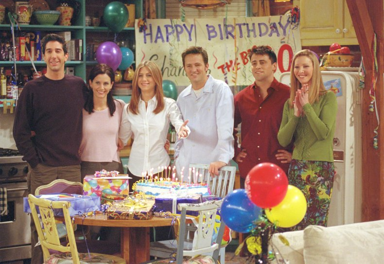How to Watch CNN's 'Friends Forever' Special